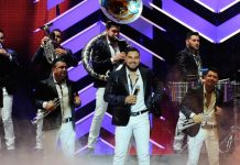 La Banda MS está Nominada a los iHeartRADIO Music Awards 2018