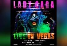 Lady Gaga Anunció Una Serie De Conciertos Únicos En Las Vegas