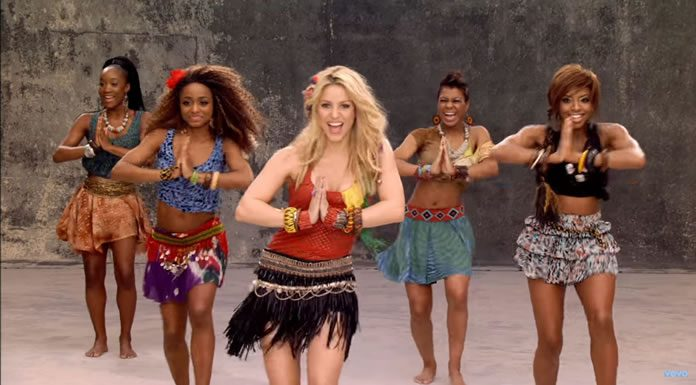 Rebasa ''Waka Waka (This Time For Africa)'' De Shakira Los 2 Mil Millones De Vistas En YouTube