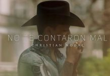 Christian Nodal Estrena Sencillo Y Video ''No Te Contaron Mal''