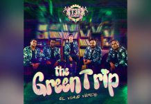 T3r Elemento Debuta #1 En iTunes Con ''The Green Trip''