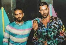 "Maluma Estrena El Cuarto Video De 11:11 ""No Se Me Quita"" Ft. Ricky Martin"