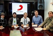 Ghetto Kids Firman Con Sony Music México