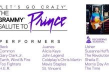 "Juanes Invitado Para El ""Let's Go Crazy: The Grammy Salute To Prince"""
