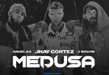 "Jhay Cortez Presenta ""Medusa"" Ft. Anuel AA"