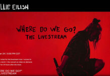 "Billie Eilish Anuncia Concierto Online Global ""WHere Do We Go?"" The Livestream"