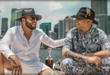 "Darell & Gerardo Ortiz Estrenan Su Sencillo Y Video ""Billetes De 100"""