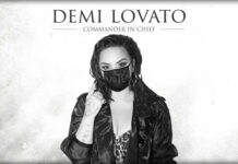 "Demi Lovato Presenta Su Nuevo Sencillo ""Commander In Chief"""