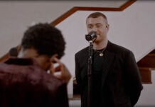 "Sam Smith & Labrinth Comparten El Video De ""Love Goes"" (Live At Abbey Road Studios)"