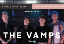 The Vamps Anuncian Un Livestream Global Desde Hackney Round Chapel