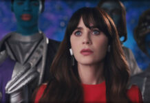 "Katy Perry Presenta El Video Oficial De Su Sencillo ""Not The End of The World"" Ft. Zooey Deschanel"