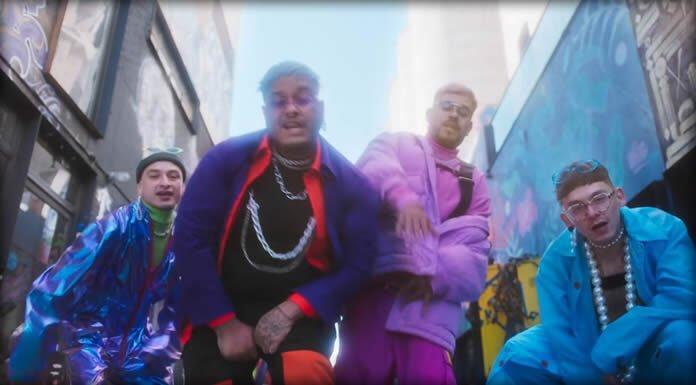 "Ghetto Kids Presentan Su Nuevo Sencillo Y Video ""Baja"", Ft. Darell + Malo"
