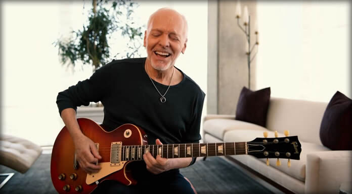 "Peter Frampton Band Presenta ""Isn't It A Pity"" Último Adelanto De Su Álbum Tributo A George Harrison"